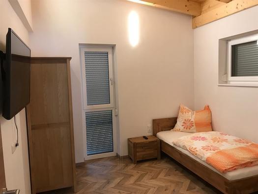 Einbettzimmer (© FH Grobauer II)