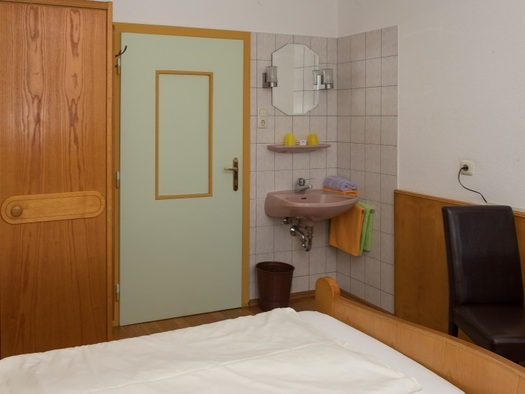 Rosslwirt - Doppelzimmer UG (© privat)