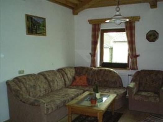 Sitzecke in der Wohnküche (© privat)