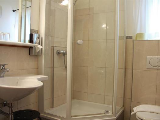 Badezimmer Innenhof