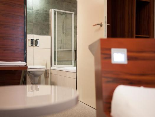 Suite Blick Badezimmer