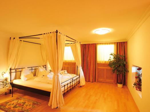 Juniorsuite 740 Schlafzimmer