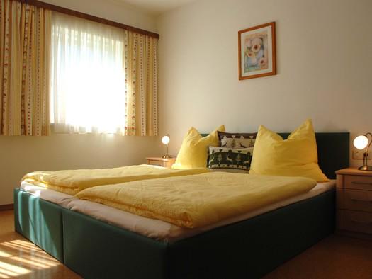 Plobergbauer FEWO Schlafzimmer. (© Familie Greinz)