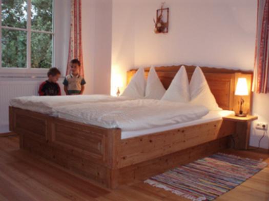 Doppelzimmer großer Priel