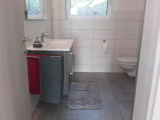Dusche WC L (© hr)