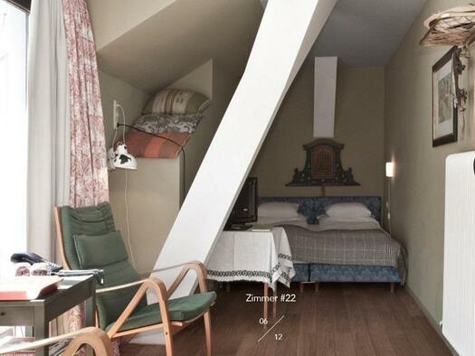 Mansarde - Standard (© Hotel-Restaurant Mühltalhof)