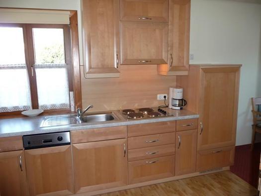 Küche - Appartement 1