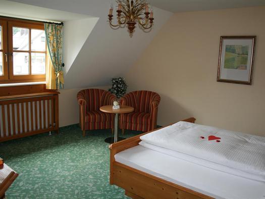 Beispielbild Schützenzimmer ohne Balkon