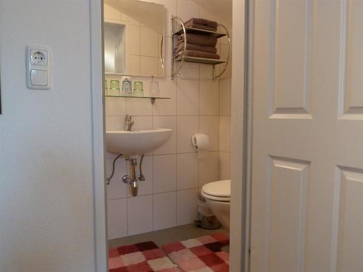 Badezimmer (© Hotel Wildschütz)