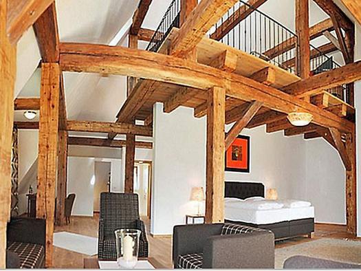 Hochsteg - Grande Deluxe Suite 4 (© Hotel Hochsteg Gütl)