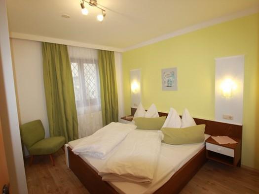 Schlafzimmer (© Seepension Neubacher)