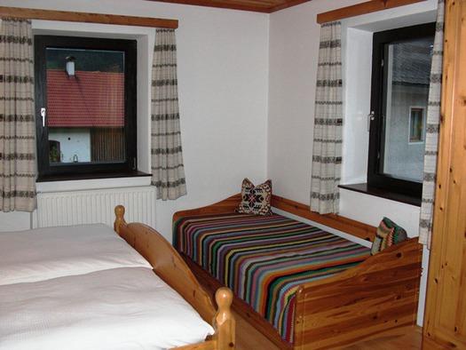 Zusatzbett vom Doppelbettzimmer