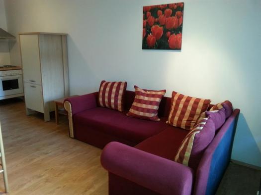 gemühtliche Couch (© Hiemstra)