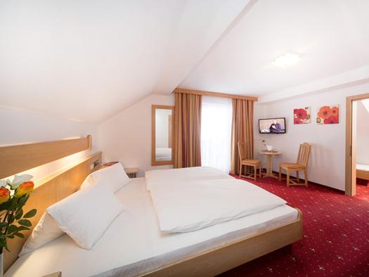 Alpenlblick Loge Hotel Alpenblick Attersee am Attersee (© Hotel Alpenblick/Hanes Seiringer)