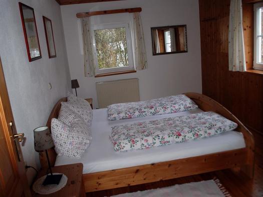 Zimmer Bachrausch (© grendelgraben)