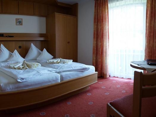 Doppelzimmer Linde (© Angerer)
