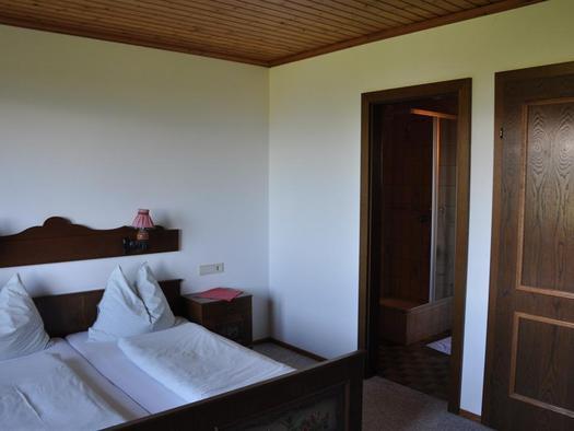 Doppelzimmer mit Balkon und Traum Alpenpanorama