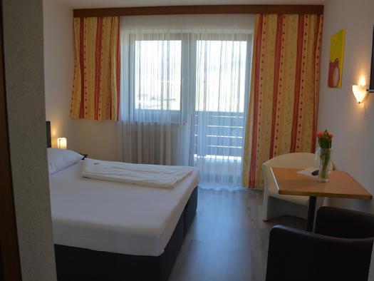 Einzelzimmer (© Hotel Böhmerwaldhof)