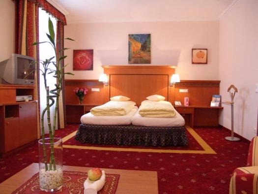 Suite Alexandra (© Hotel Alexandra & Bayrischer Hof)