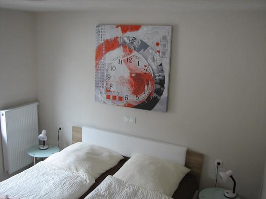 Doppelbett (© Böhmerwald pur 2 | Privat)