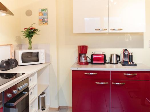 Küche (© Ferienhaus Mountain View)