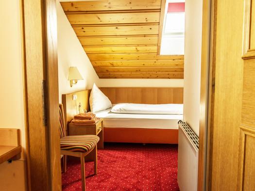 bedroom (© Hotel Haberl)