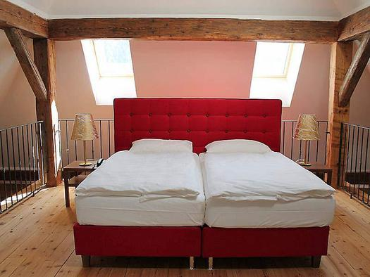 Hochsteg - Grande Deluxe Suite 2. Etage (© Hotel Hochsteg Gütl)