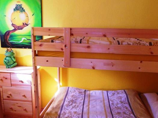 Kinderzimmer Haus Hermine (© privat)