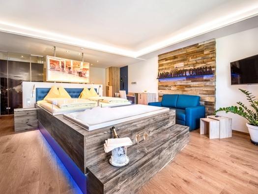 Juniorsuite Danubius (© Hotel Donauschlinge)