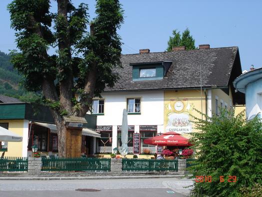 Aussenansicht Gasthof
