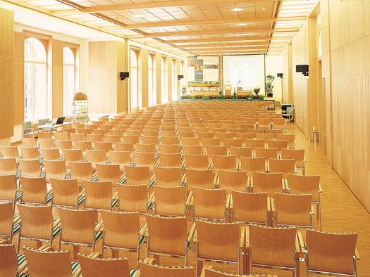 Tagungen und Seminare. (© Kongress & TheaterHaus)