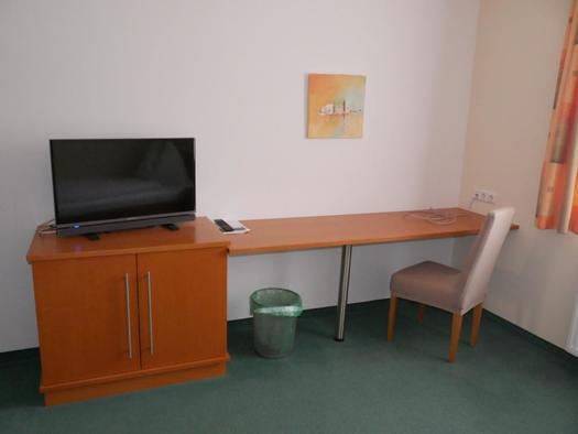 Schreibtisch Einzelzimmer