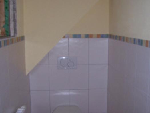 Und das WC seperat