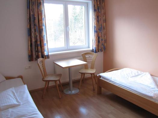 Zweibettzimmer (© Jutel Hinterstoder)