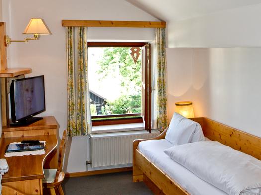 Einzelzimmer Hotel Bramosen (© Hotel Bramosen)