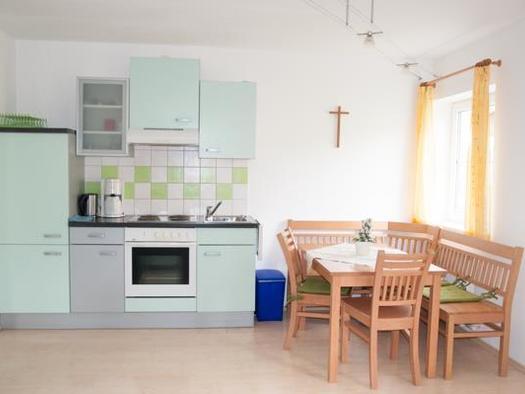 Küche grün