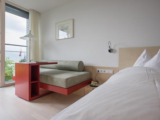 Zimmer Süd I Hotel Oberndorfer Attersee