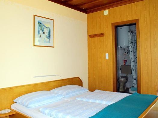 Schlafzimmer - Haus Mösenbichler in Vorderstode (© Edith Löger)