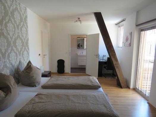 Zimmer mit Bad (© Böhmerwald pur 2 | Privat)