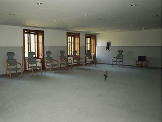 Meditationsraum (© Schloss Puchberg)