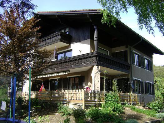 Hinterer Apartmenthaus, größe ferienwohnungen mit 4 Edelweiß.