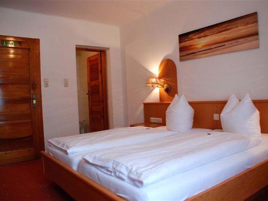 Doppelzimmer (© Pension Tannhof)