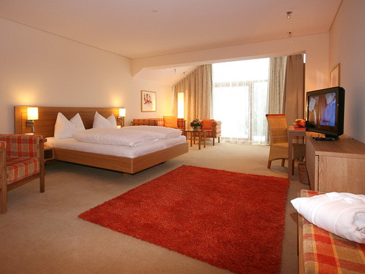 Junior Suite at Gutshof. (© Hotel Hollweger)