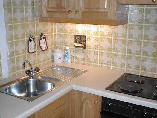 Küche - Appartement 6