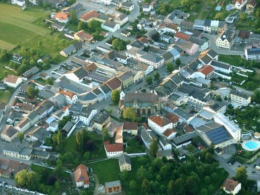 Aigen Markt (© privat)