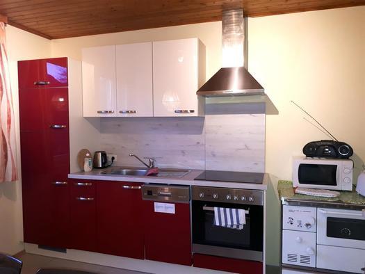 Küchenzeile (© Ferienhaus Mountain View)