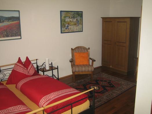 Schlafzimmer. (© Familie Nussbaumer)