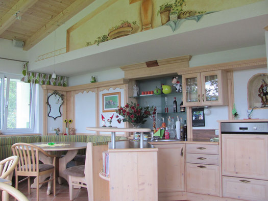 Mehrbettzimmer Emeder, Straß i. A., Bauernhof, familienfreundlich. (© Familie Emeder)