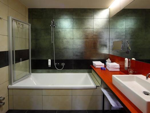 Junior Suite Badezimmer