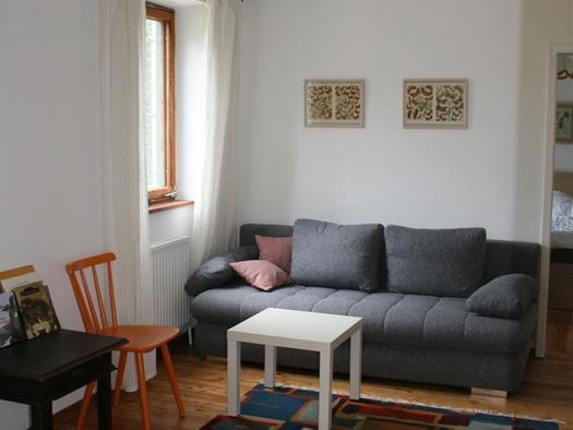 Wohnzimmer (© Christine Schmidjell)